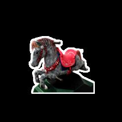 pony-grey-kiddie-rides